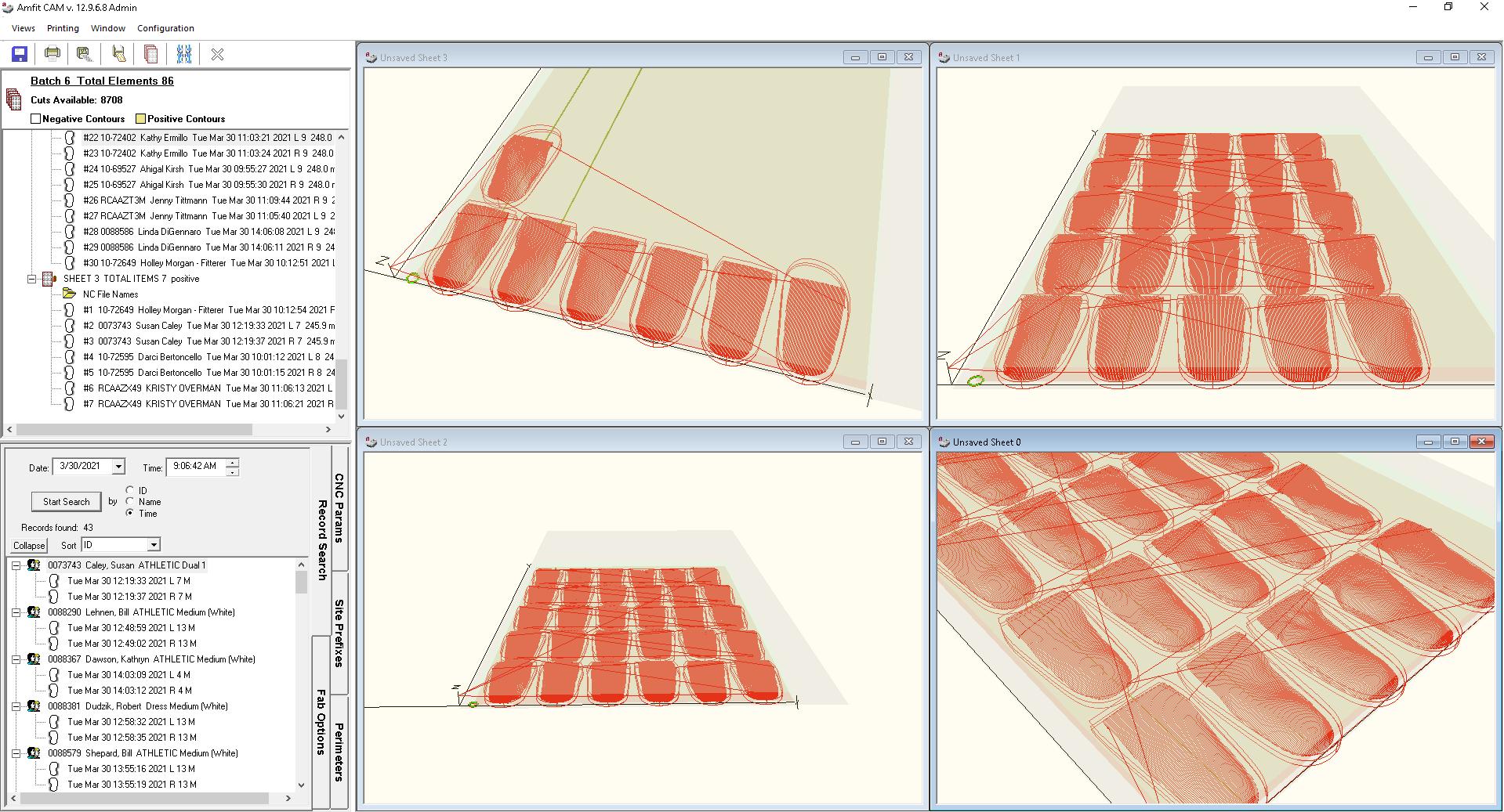 Pic depicting AmfitCAM – CNC Software
